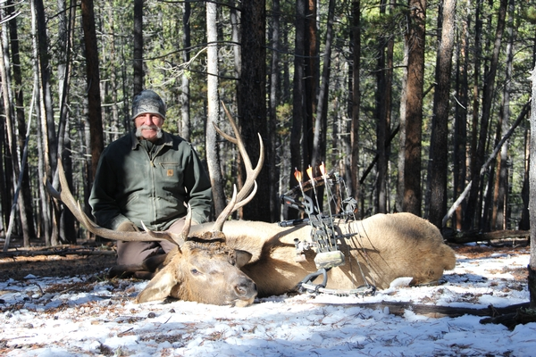 Colorado Archery Elk Hunting - Broadheads for Elk