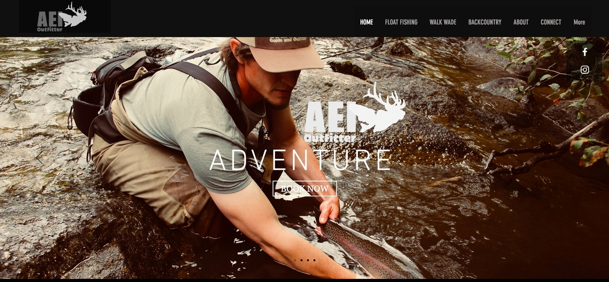 AEI Fly Fishing Guides