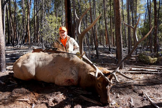 Colorado Elk Hunting - Unguided, Semi-Guided, Self-Guided