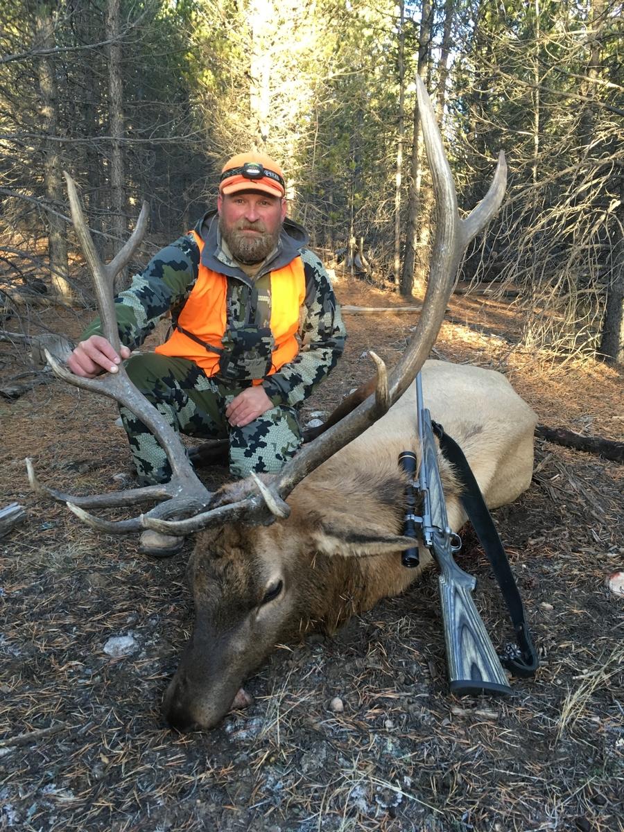 AEI Elk Hunt 2018