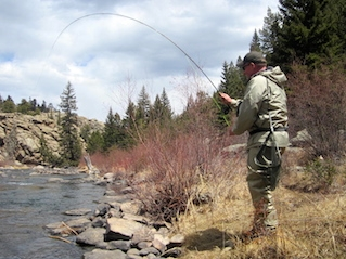 Colorado Guided Fly Fishing Rates