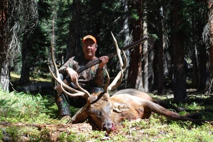 Muzzleloader Hunting and Guide Options