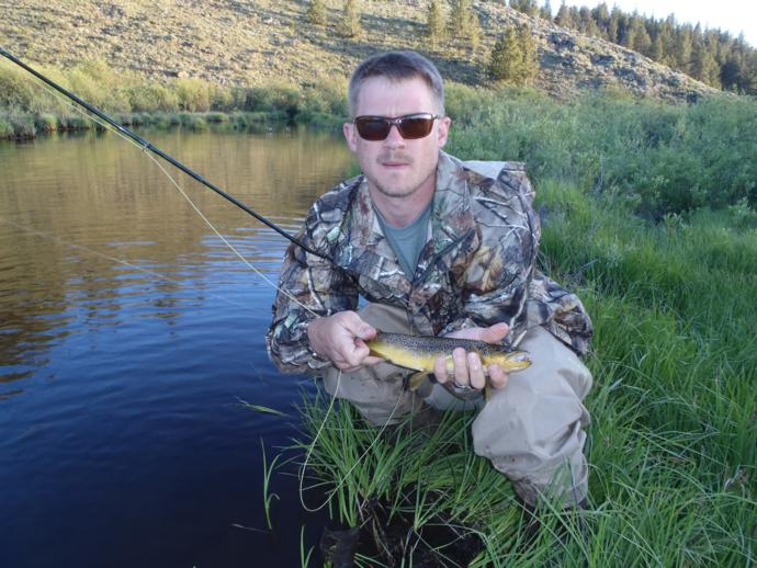 Aei guide and outfitter fly fishing photo 90 for Colorado fishing guide