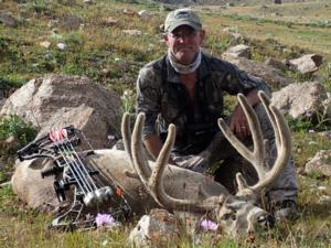 Rusty's Monster Colorado Archery Mule Deer