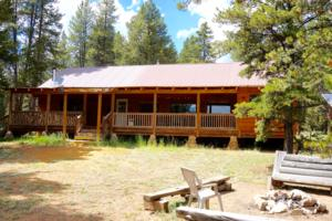 High Country Cabin - Hunting Guest Cabin